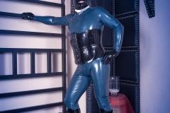 mein erster Fantastic Rubber Anzug