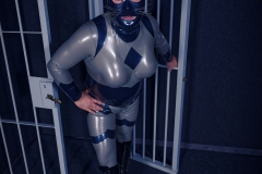 Mechanica, mein zweiter Fantastic Rubber Anzug