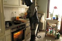 Vorbereitung auf das Frühstück 1