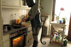 Vorbereitung auf das Frühstück 2