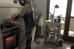 Vorbereitung auf das Frühstück 3