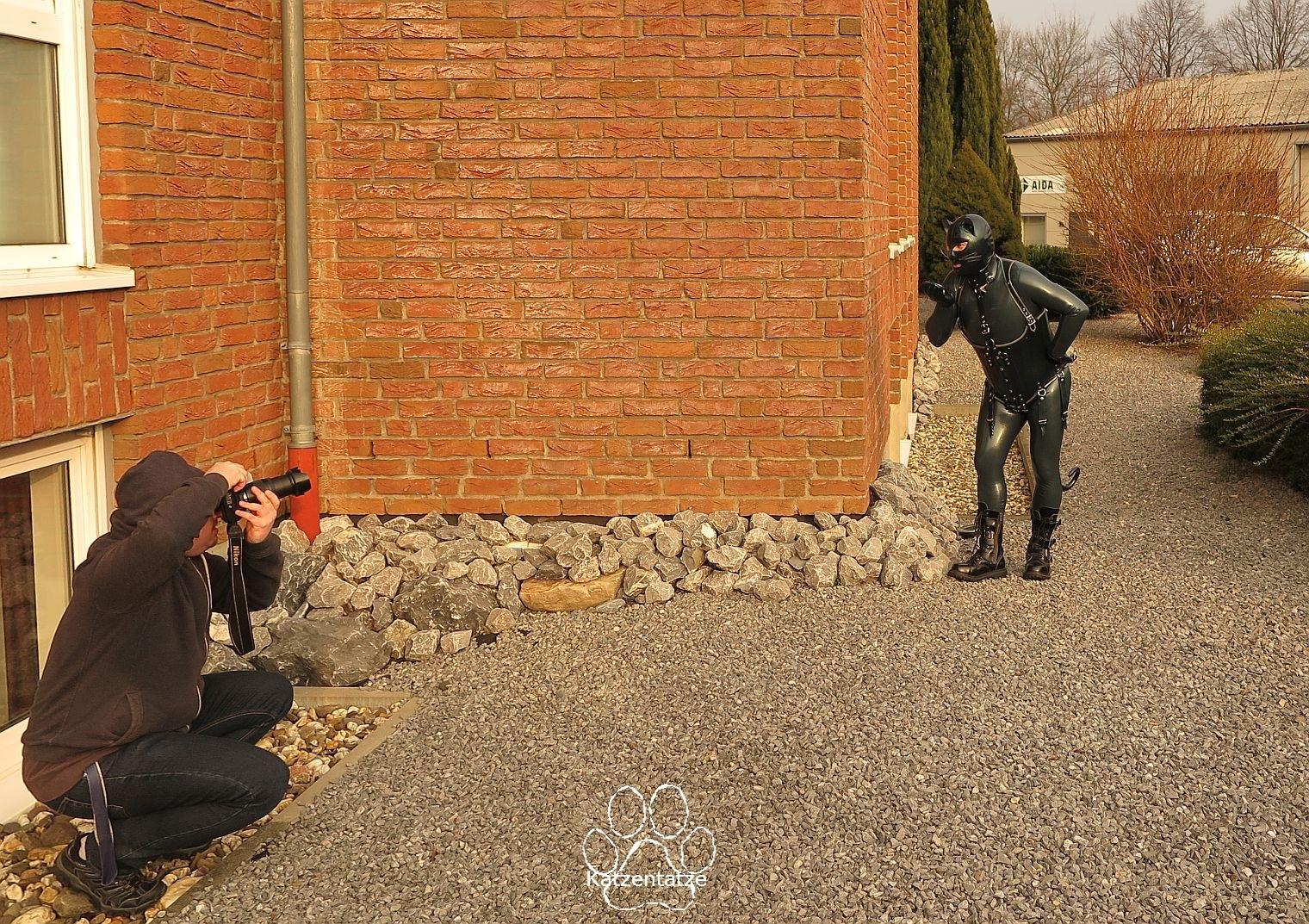 Making-Of Outdoor-Shooting am Designhotel
