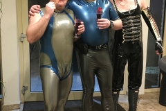 PreParty im Rubber-Hotel