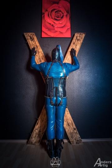 Posing am Kreuz