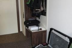unser Zimmer im Hotel