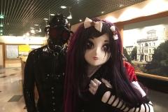 Yuki und Jessica Schlabach