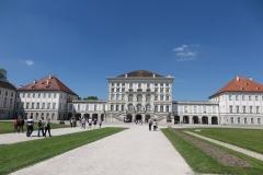 Schloss Nymphenburg näher