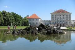 Schloss Nymphenburg Garten