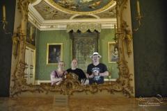Selfie im Schloss Nymphenburg