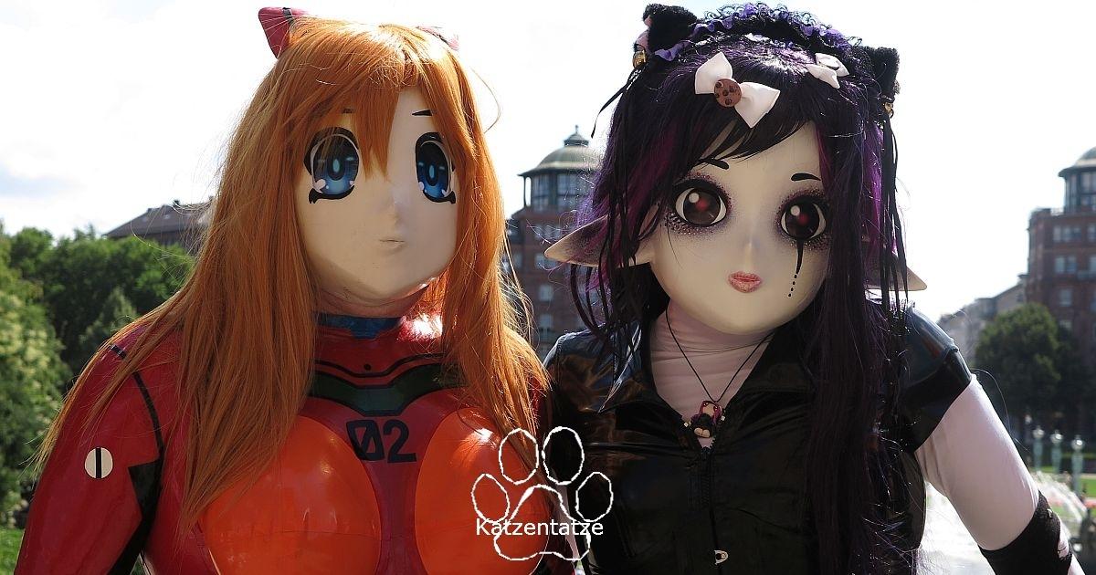 FB-Yuki und Asuka