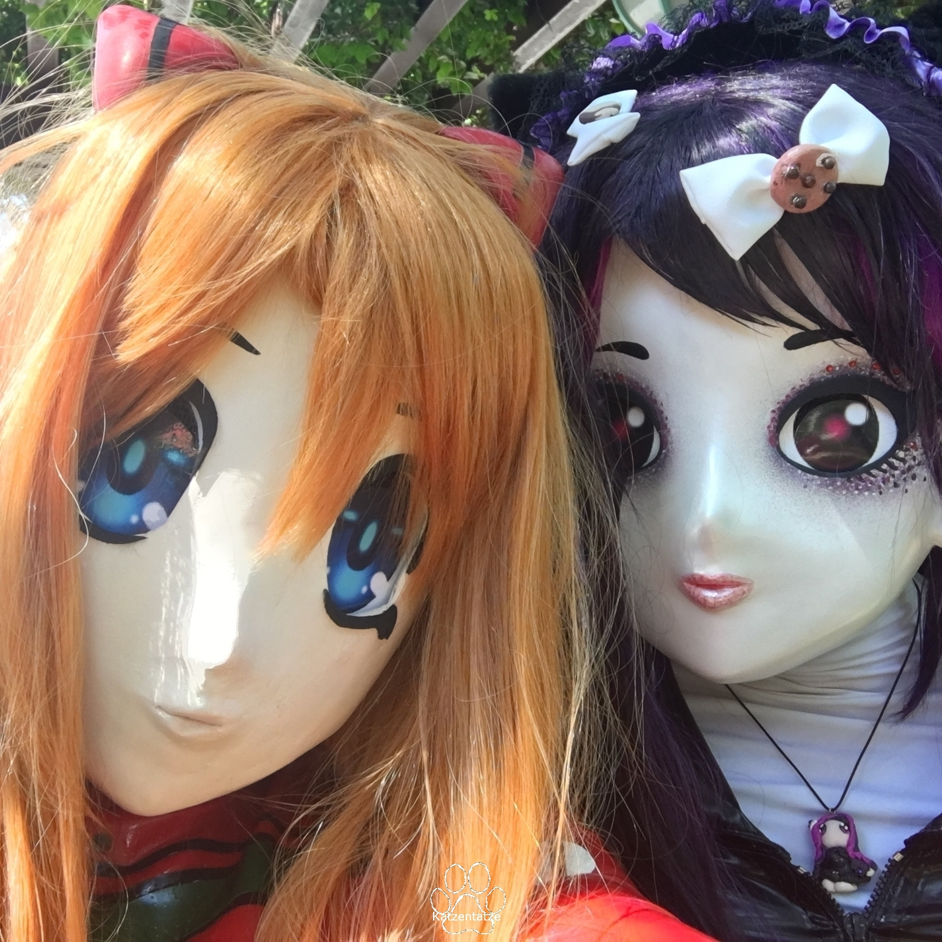 Yuki und Asuka