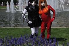 W4-Yuki und Asuka