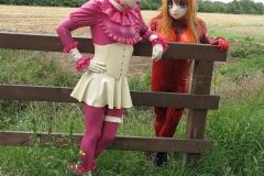 Josie und Asuka