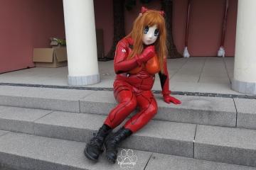Asuka-Shooting bei der Connichi