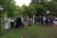der Park bei der Connichi