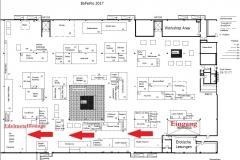 BoFeWo 2017 Hallenplan