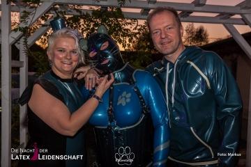 Katzentatze, Dana Maus und Carsten