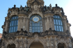 Keramikglocken im Zwinger