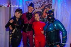 Bilder von der Party