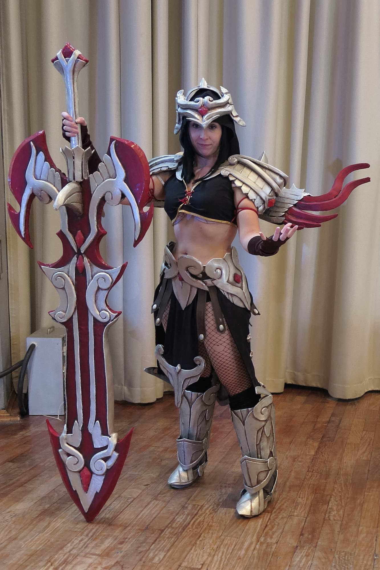Cosplay live