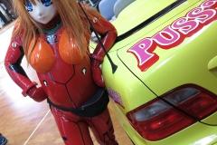 Asuka und ihr Pussiwagon