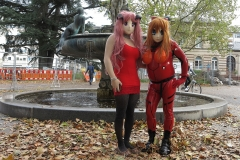 Trisha und Asuka Outdoor