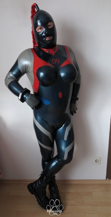 Rei Number 9 in Latex