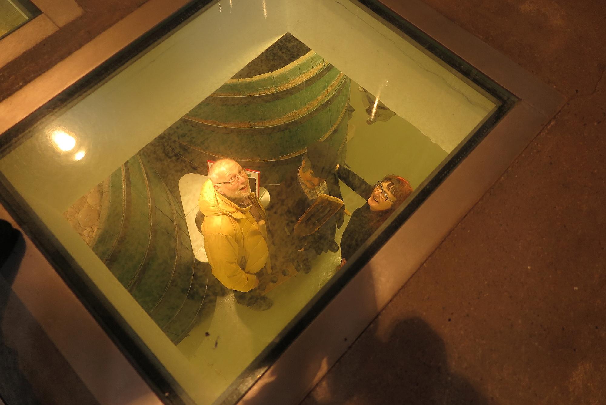 Mannomann und Aiyana beim Shooting
