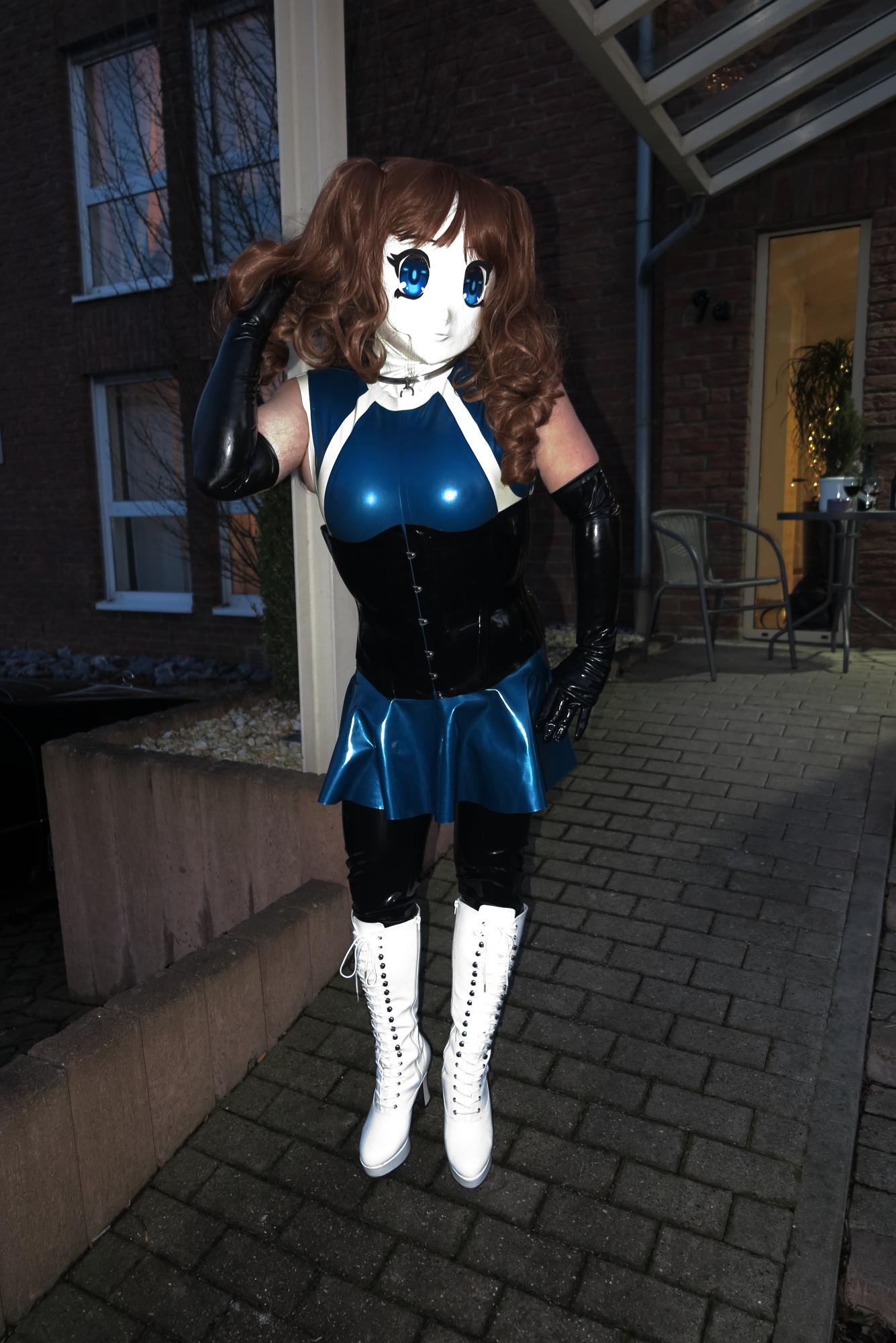 Asuka Akira Kig Outdoor