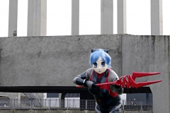 Rei Ayanami Number 9 Outdoor