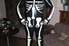 Sebastian, das Skelett