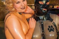 Lady Miss Harlequeen und Katzentatze