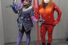 (W1) Asuka Langley Sohryu und Lana.Read
