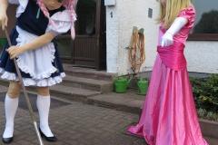 Maid, Shooting