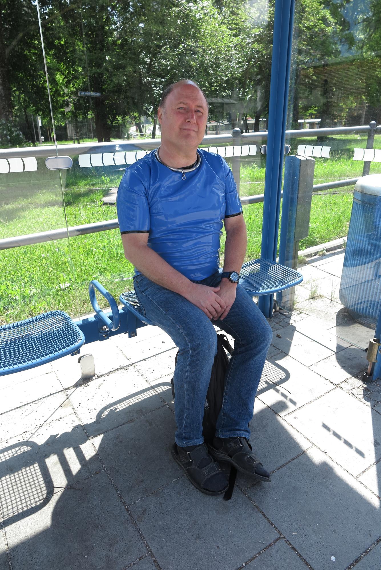 an der Tram