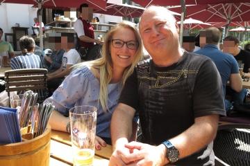 Robin Lattrich und ich