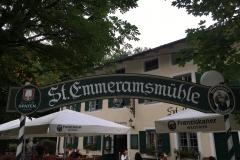 in der St. Emmeramsmühle