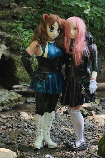 Asuka Akira Kig und Yuki Yakushi