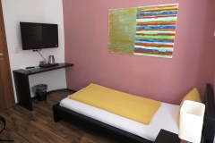 Hotelzimmer im Stadthotel Kleiner Berg