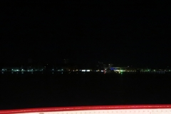 der Hafen von Friedshafen kommt näher