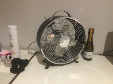 Zmmer mit Klimaanlage :-)