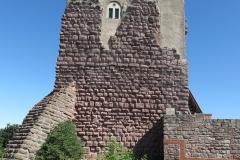 Barbarossaturm von hinten