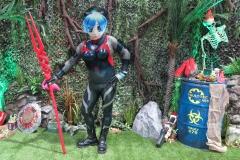 Rei Ayanami am Fotopoint