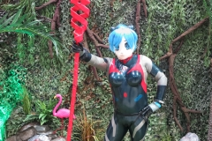 (W4) Rei Ayanami am Fotopoint