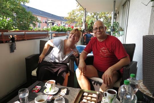 Maik und Ivonne