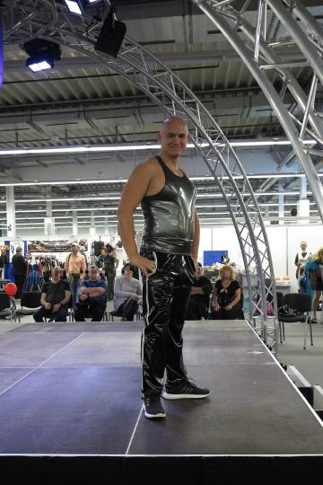 llde Saxe Fashion Dresden, Show, Daniel
