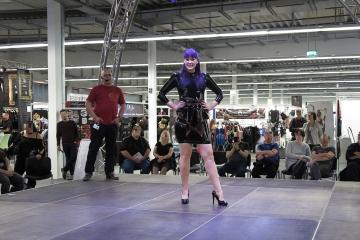 llde Saxe Fashion Dresden, Show, Rebecca