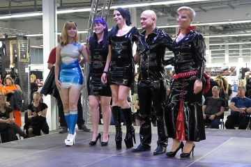 llde Saxe Fashion Dresden, Show