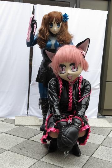 Asuka Akira Kig und Ichigo-Maid