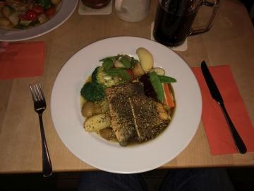 Abendessen in der Sankt Emmeramsmühle